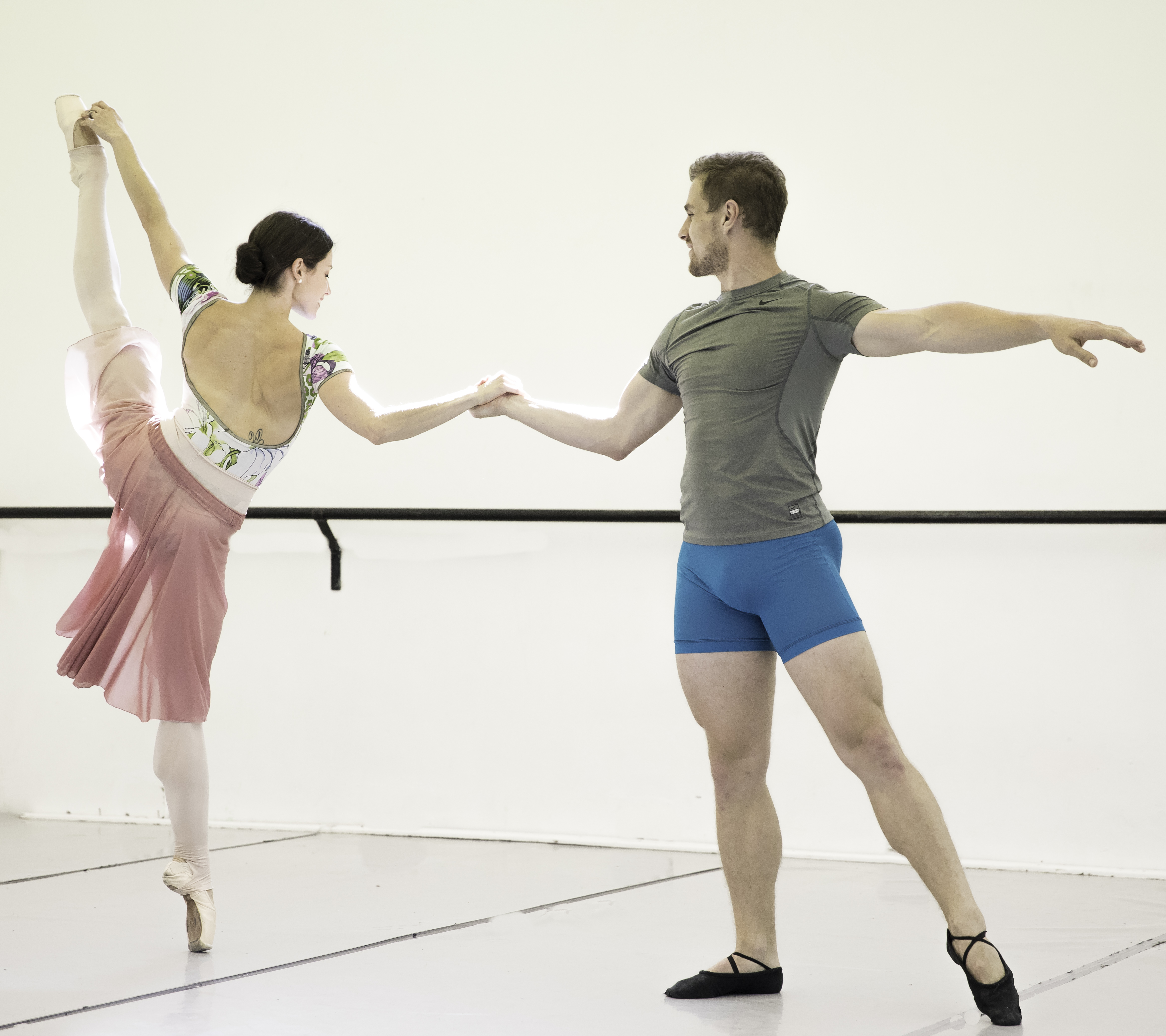 Kirstel Paterson and Ivan Boonzaaier- Swintime 1