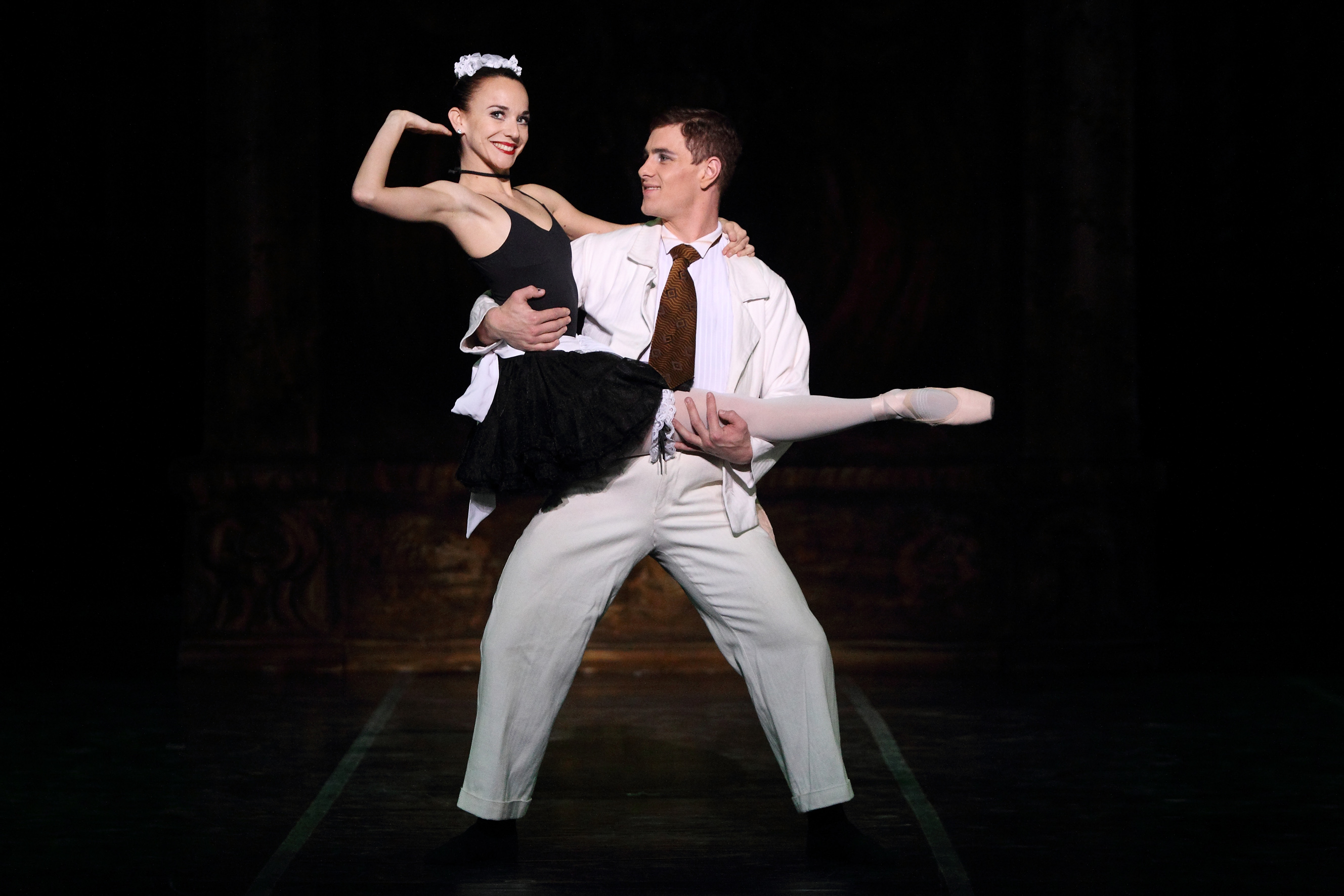 Laura Bosenberg with Ivan Boonzaaier in Night & Day, Atribute to Cole Porter